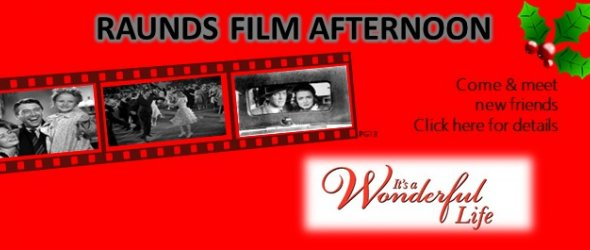 Image: Raunds Film Afternoon - It's a Wonderful Life