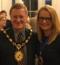 Raunds Mayor 2018 - 2019