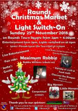 Christmas Lights Switch-On event
