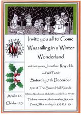 Christmas Wassail Evening