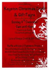 Keyston Christmas Craft and Gift Fayre