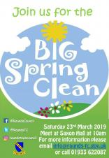 Raunds Big Spring Clean 2019