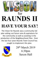 Vision for Raunds II