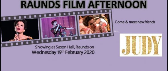 Raunds Film Afternoon - Judy