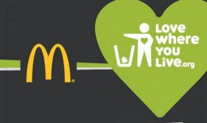 McDonalds Love Where You Live