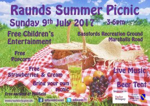 Raunds Summer Picnic