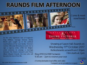Raunds Film Afternoon